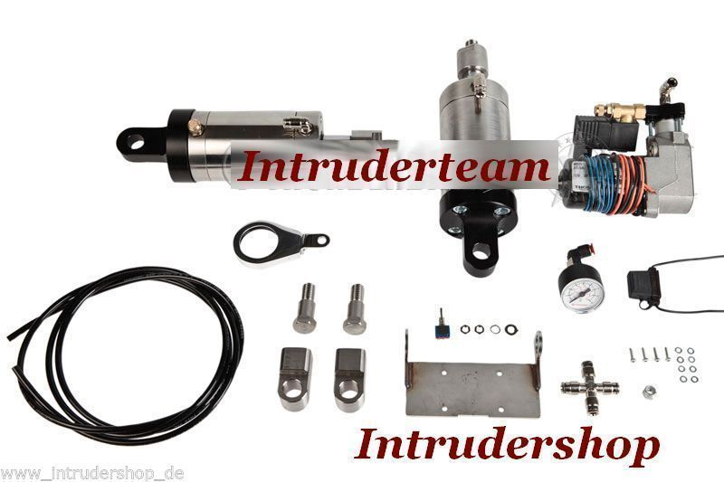 Air Ride Suspension Kit Harley Davidson Softail TwinCam