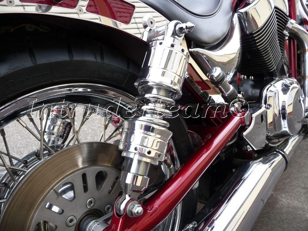 Suzuki Madjustable Lowering Kit