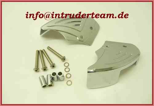 Bremsbacken cover Front Caliper Cover Set Intruder VL1500 05-09