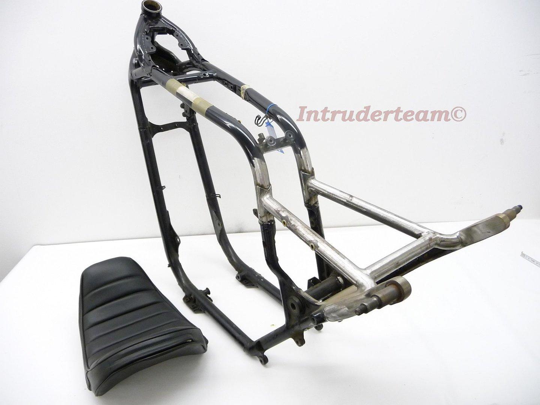 Rahmen Frame Intruder VS1400 verbreitert für 280 Heckumbau inkl ...