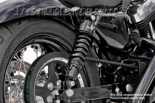 Black Rear Blinker Bar For Harley Touring