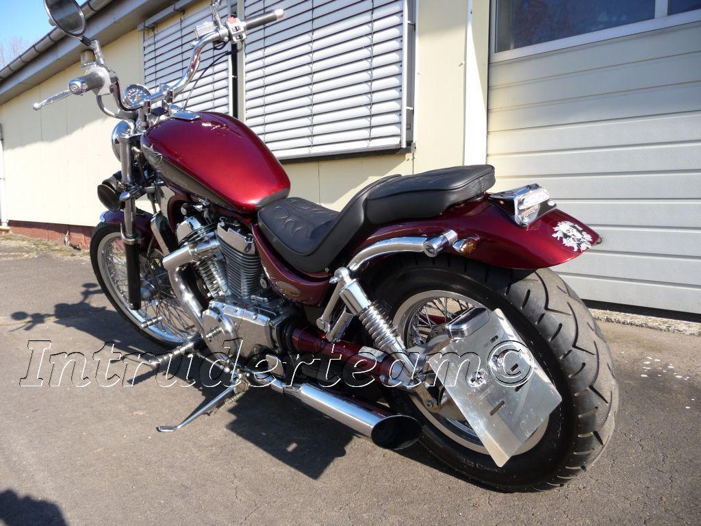 Suzuki Vs  Intruder Custom