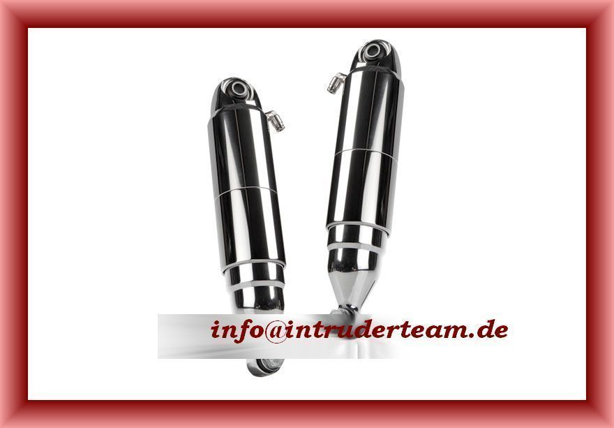 Air Ride Suspension Kit Stoßdämpfer Harley Davidson V-Rod Muscle