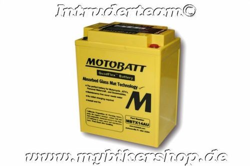 "Batterie "" Motobatt"" power suzuki LS650 Savage"