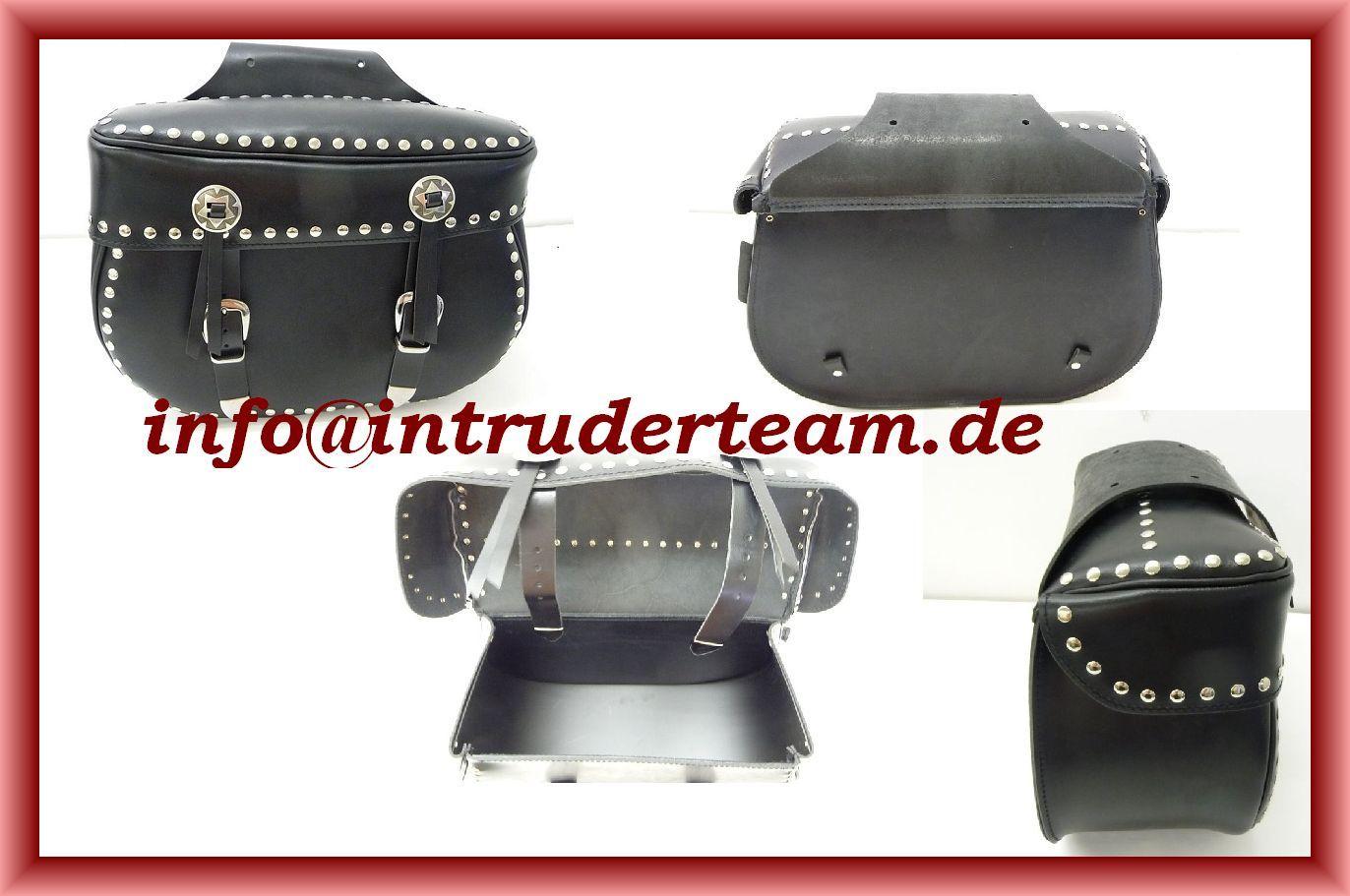 Satteltaschen / Saddlebags www.mybikershop.de