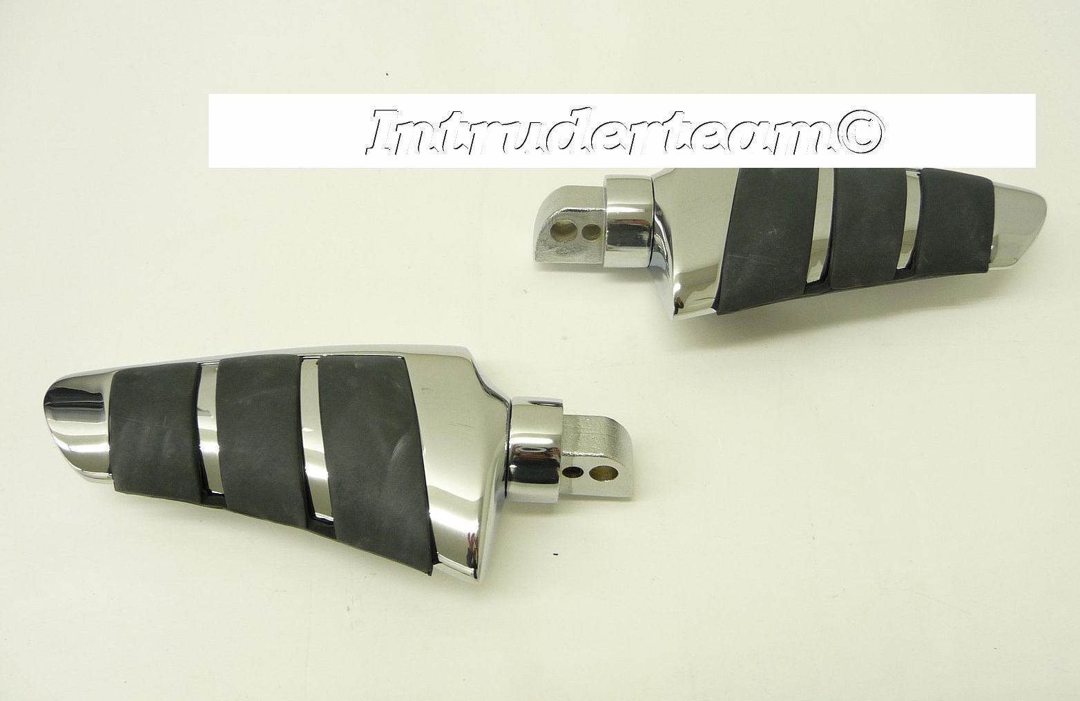 Footpegs passenger smooth Kawasaki VN1700 VN2000