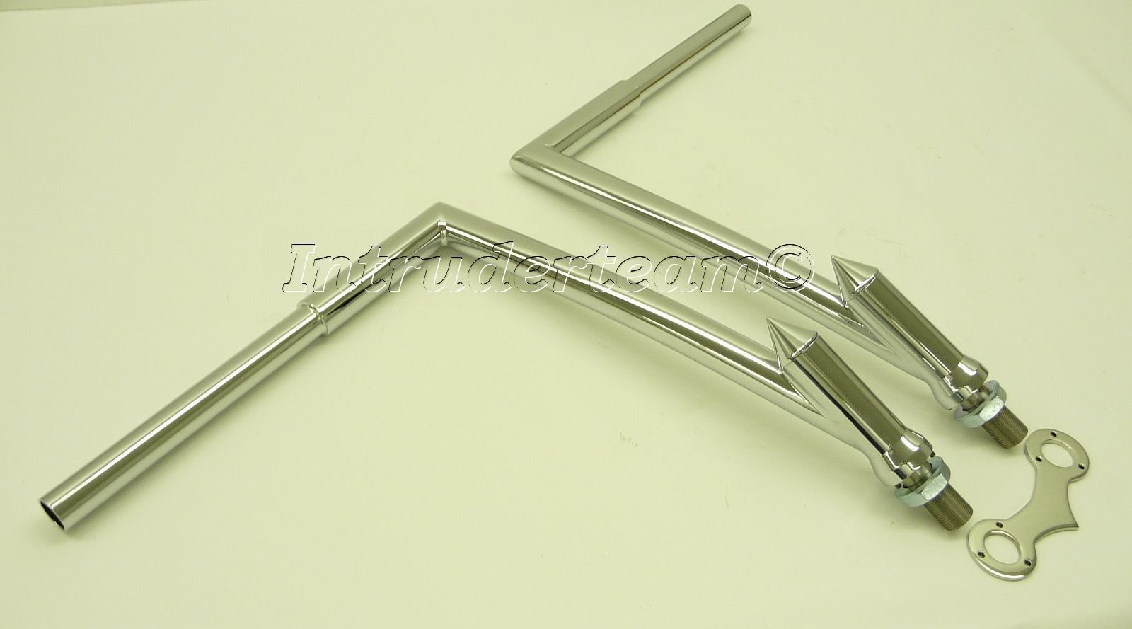 Handlebar FLIP high.30 our 38cm, wide.89cm, 1,25 Zoll Softail Black-line