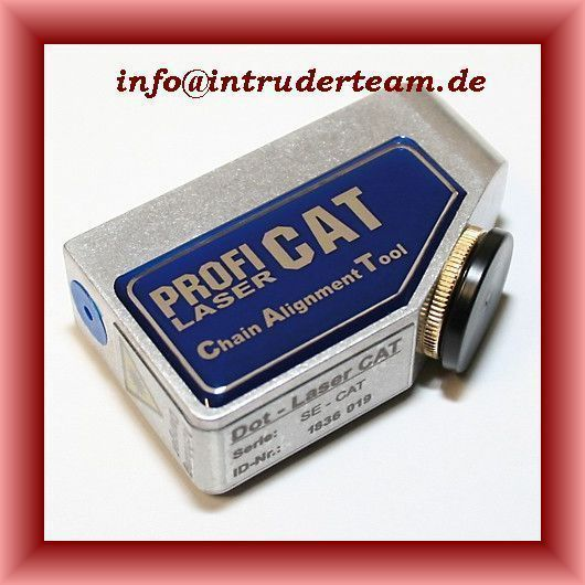 Profi Products SE-CAT Chain Alignment Tool, dot laser.