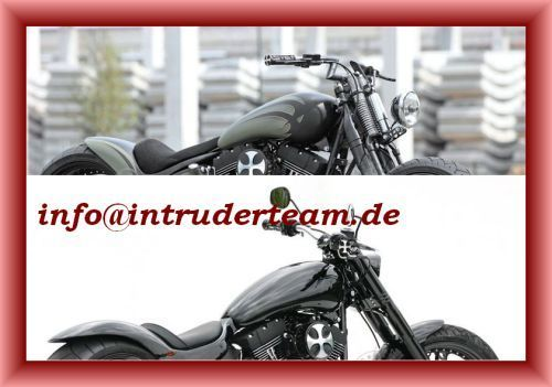 Tank Custom 15 Liter Stretched Harley Davidson Softail Twin Cam