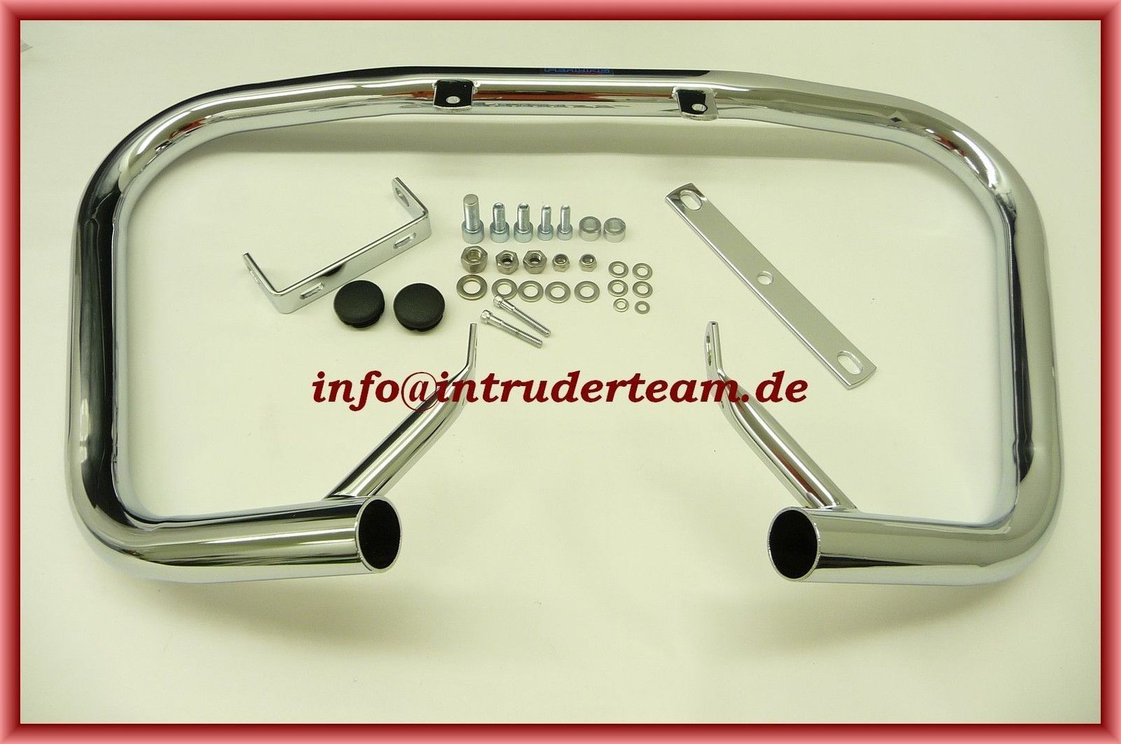 Motorschutzbügel Engine Gard BIG 38mm Harley Davidson Dyna Switchback ab 2010