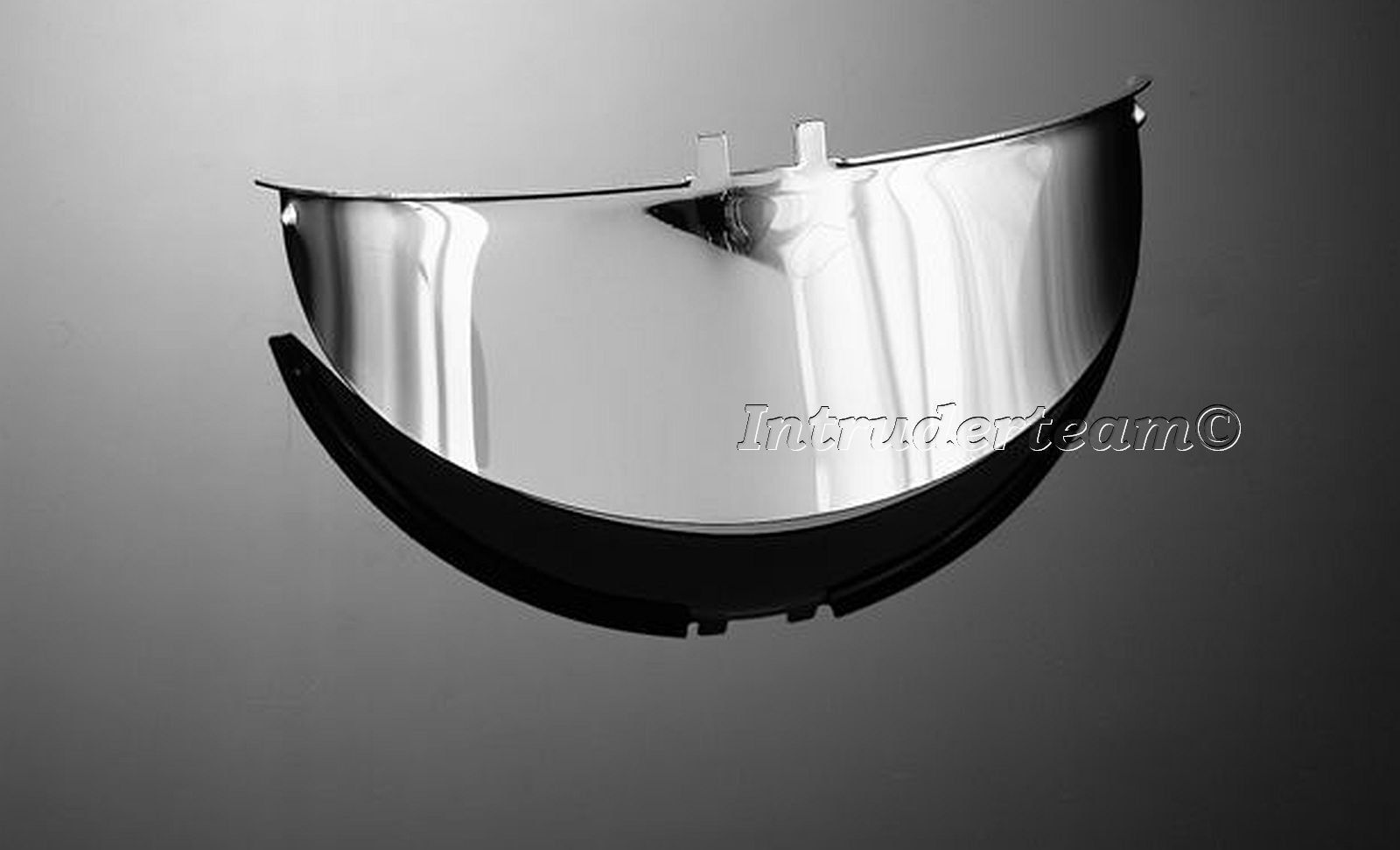 Scheinwerfer Schirm Headlight visor Medium for Ø 140mm (5 1/2inch) headlights