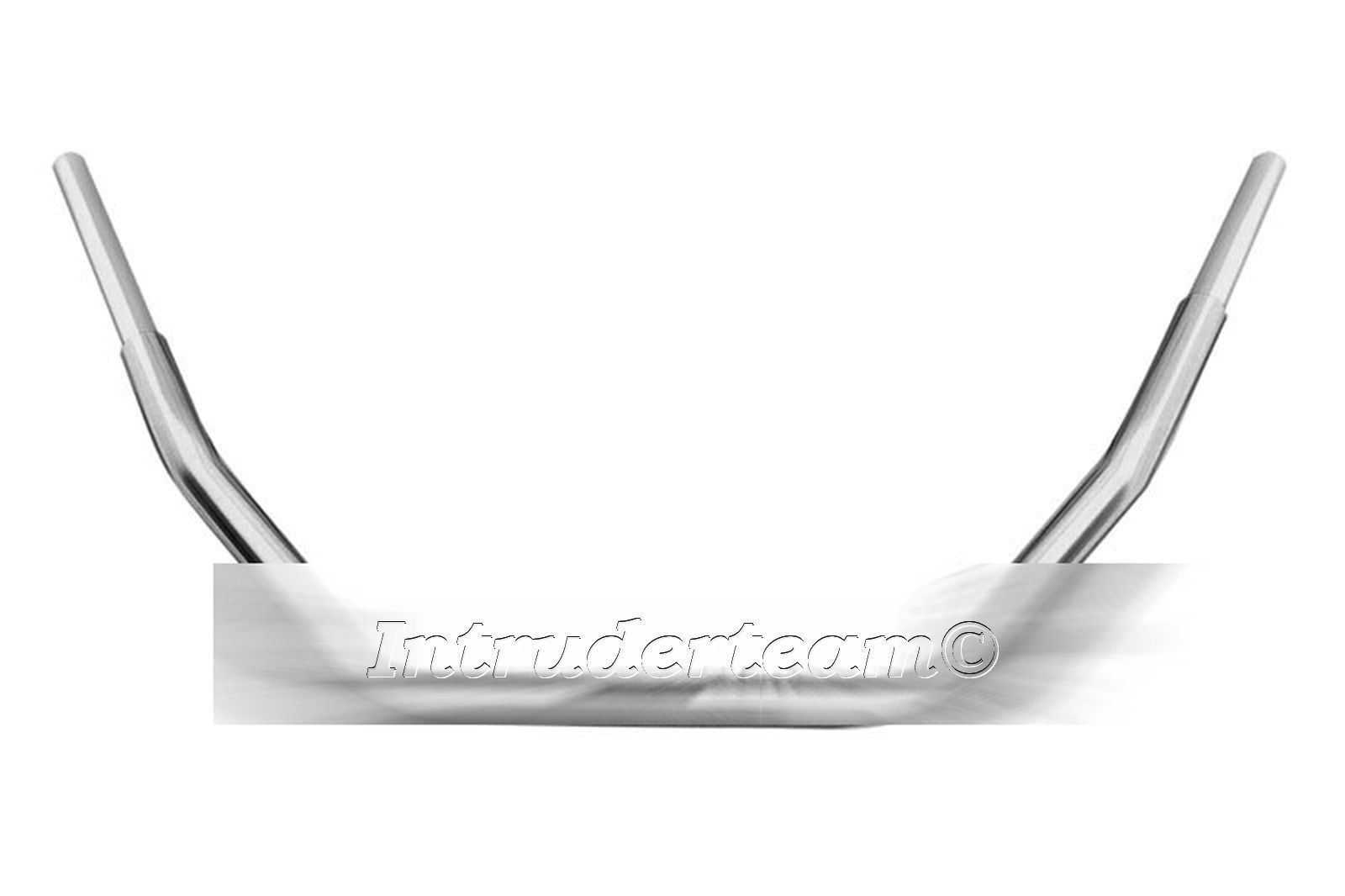 "Handlebar ""Beachbar"" 1,25 inch / W: 930mm chrom"