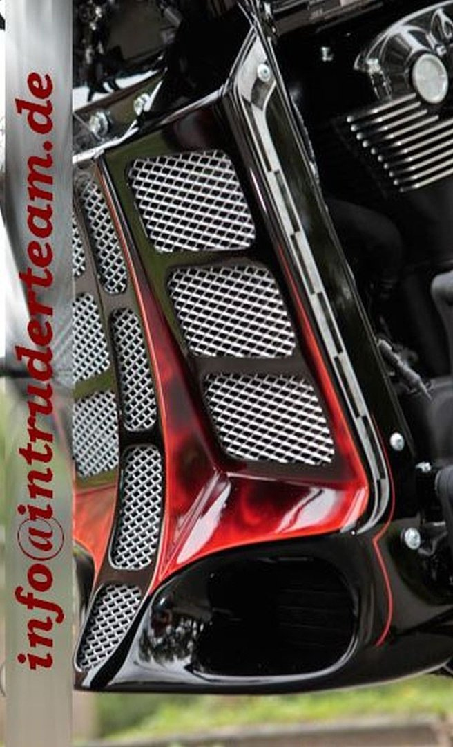 Fender-Kühler-Rahmen cover