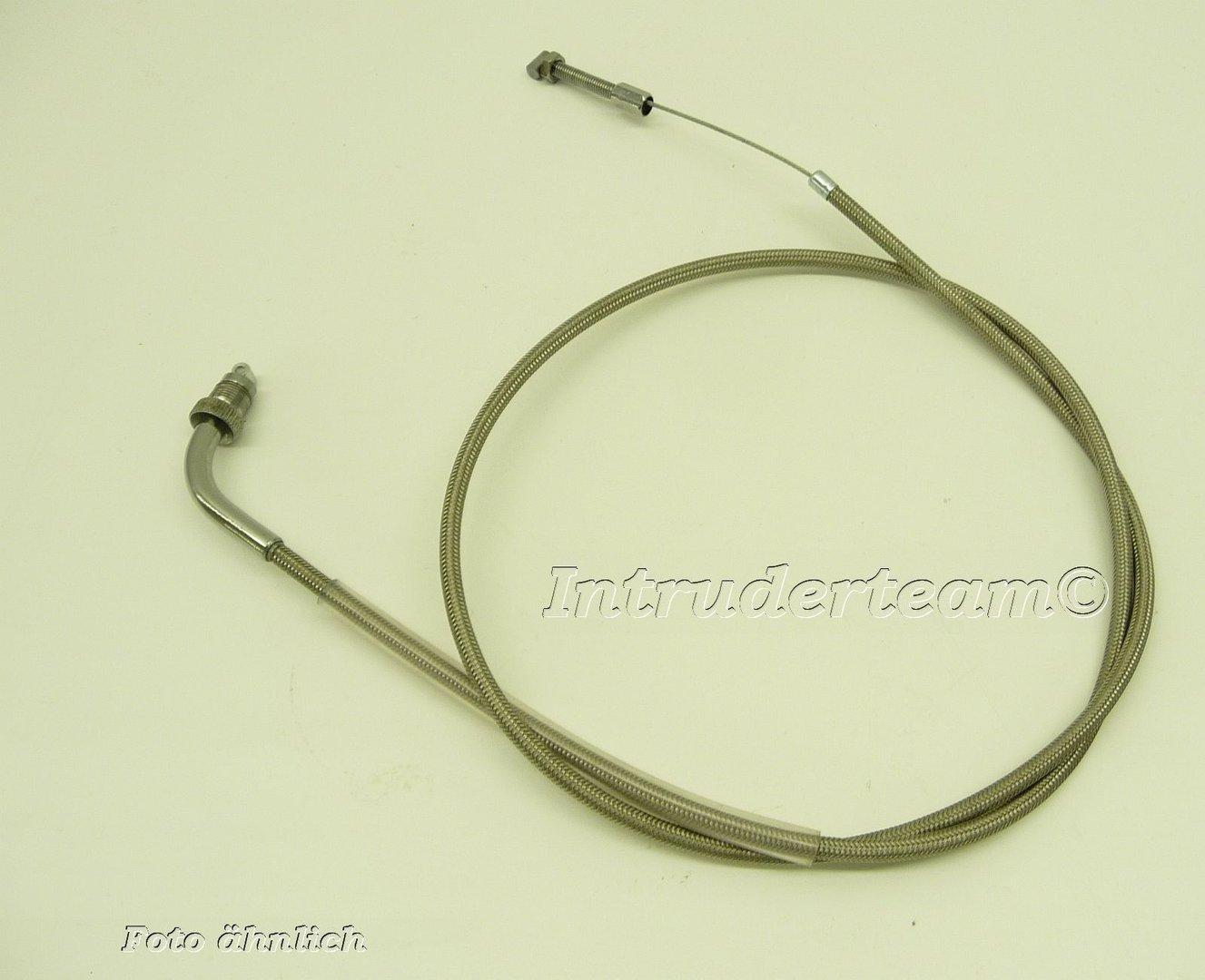 Gaszug Stahlflex standard +40cm zurück Idle cable Yamaha XVS950 V-Star 950