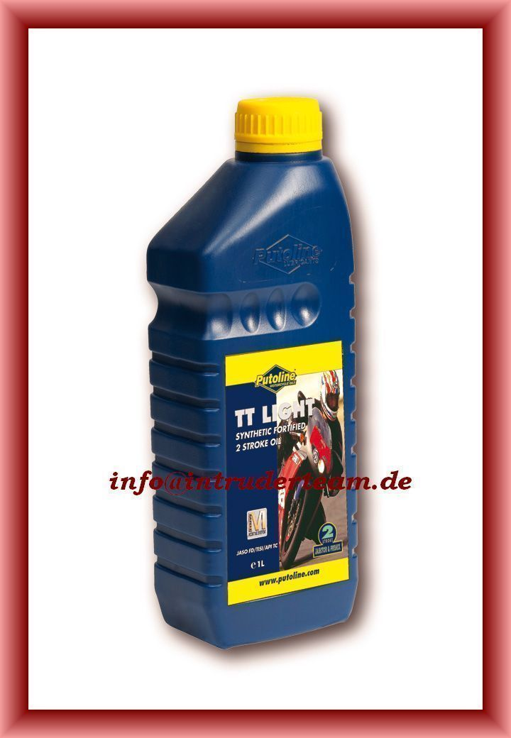 Putoline TT Light  2-Takt Motoröl  semisynthetisch  4 Liter Scooter High Quality