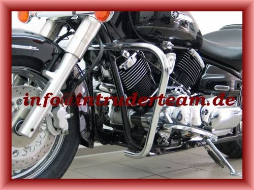 "Engine guard ""BIG ONE"" 30mm Tube XVS1100 Drag Star classic"