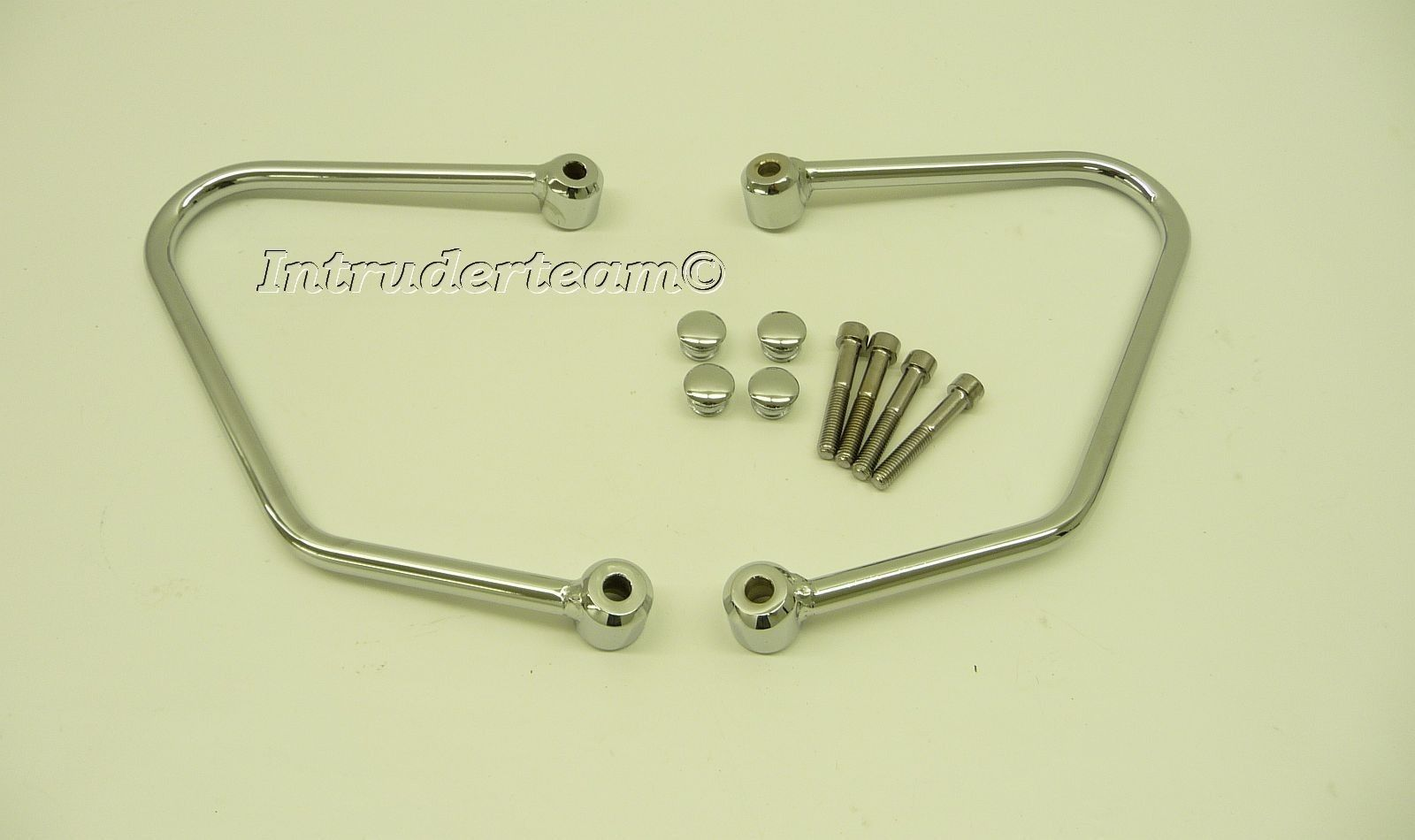 Satteltaschenhalter Saddlebag support kit Yamaha XV535 Viragao
