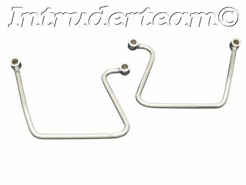Satteltaschenhalter SADDLEBAG SUPPORT KIT Harley Davidson WIDE GLIDE & FAT BOB