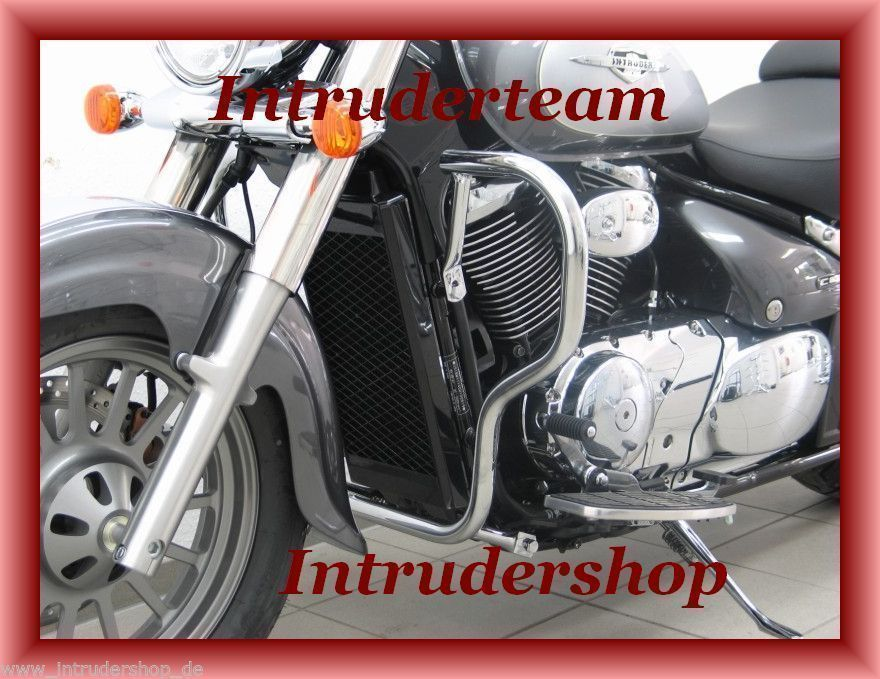 Schutzbügel Motorschutzbügel BIG ONE VL800 Intruder LC Volusia + C800 09