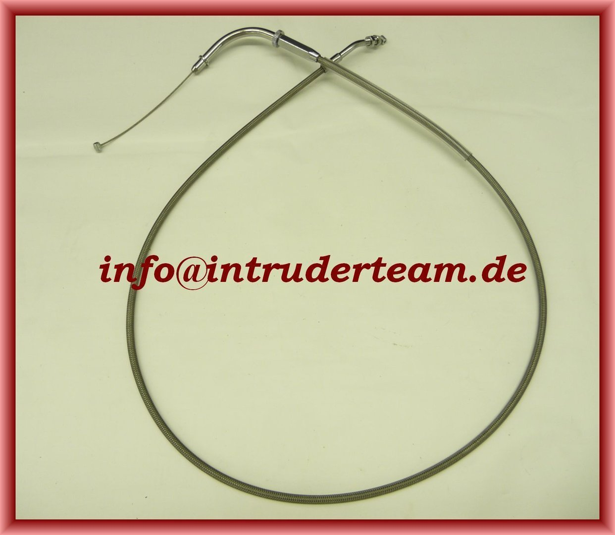 Gaszug ÖFFNER Throttle cable Stahlflex  Yamaha XVS100 V Star 1100