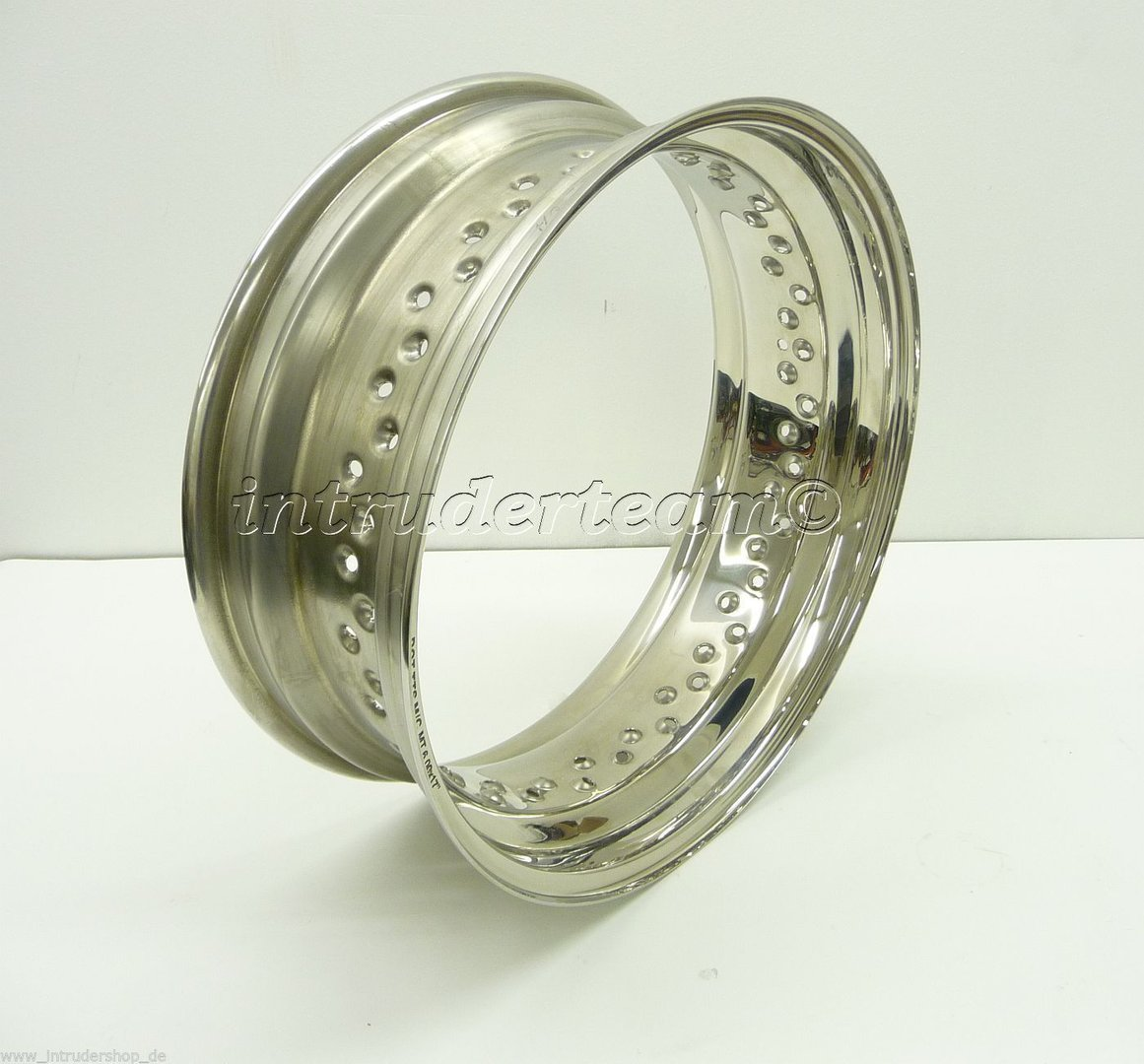 Felge Hinterrad rear chrome rims  7.00x18  52 Loch Honda VT750