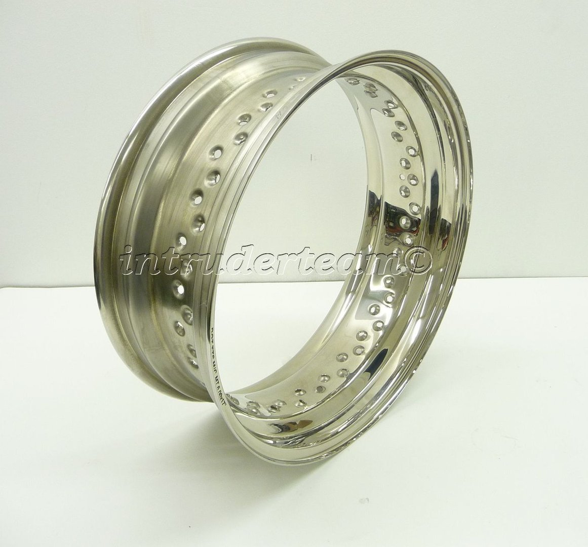"Felge Hinterrad rear chrome rims 7.00x18""  52 Loch Honda VT1100"