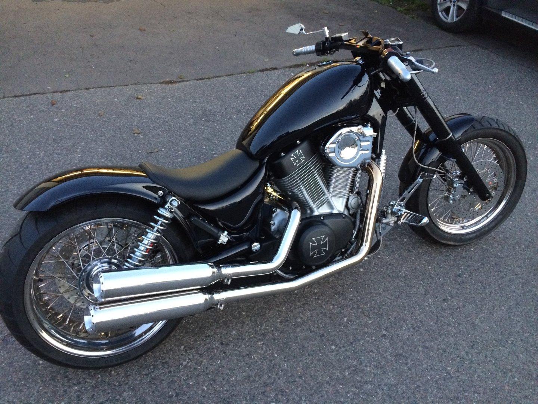 Harley Davidson  Custom Ca