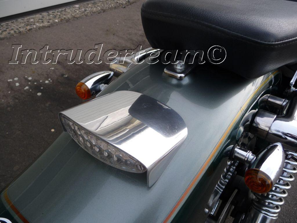 ... Intruder VS1400 Umbau Super Zustand Sonder Edition, 1e Hand Wenig Km  Tankumbau, Cooler Sound ...