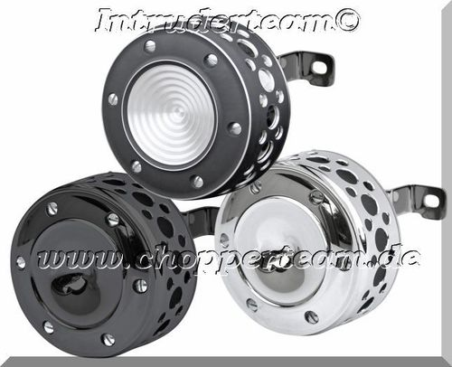 "Power Luftfilter kit "" CLASSIC"" Softail, Dyna &, Touring 93-99"