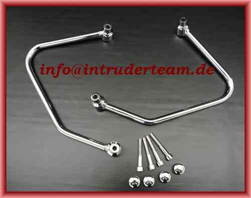 Satteltaschenhalter Saddlebag support kit Kawasaki VN900 Vulcan