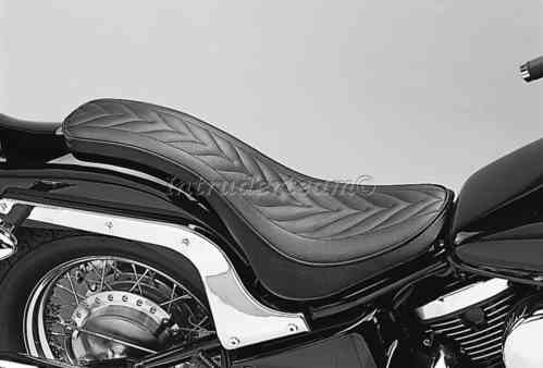 Seat bench 'EASY Rippet' for VN800 and VN800 Classic