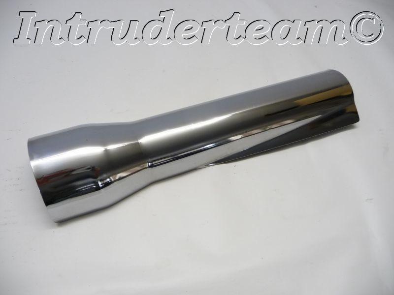 Driveshaft cover Chrome plated steel  for Intruder VS800, VS750, VS700,  VS600