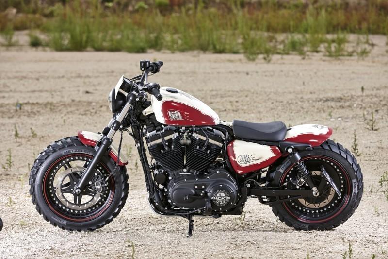 Sportster Rear Fender Bobber Long Fiber 10 Custom Bikes And