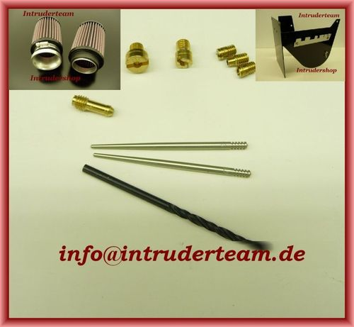 Vergaser Kit für Powerfilter Intruder VS1400