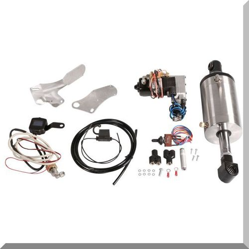Air Ride Suspension Kit Softail Breakout / Fat Boy 2018 ...up