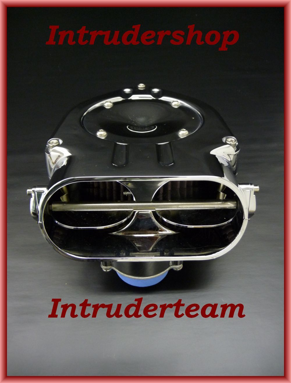 Intruderteam Hypercharger Intruder VS1400