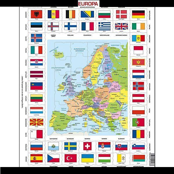 Europa_Flagen